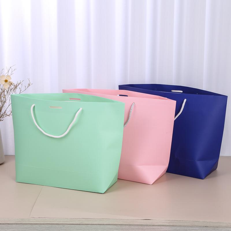纸袋定做厂家-服装手提纸袋定制
