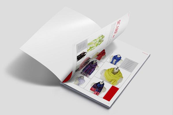 公司印刷画册选择印刷公司是关键