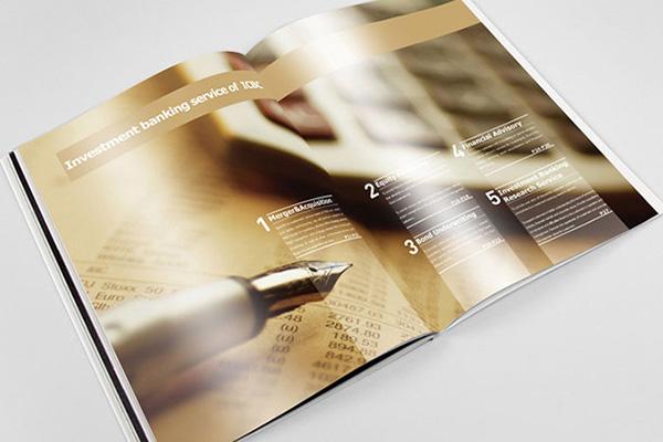 如何提高公司画册设计效果