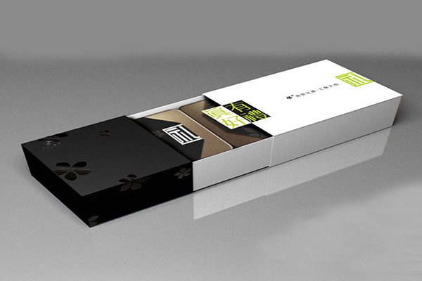 包装盒印刷的立体效果必须由高精准的压线和印后手工来体现