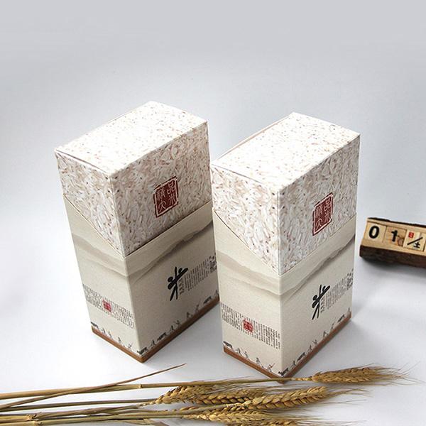 包装盒定制中常见的8种盒型