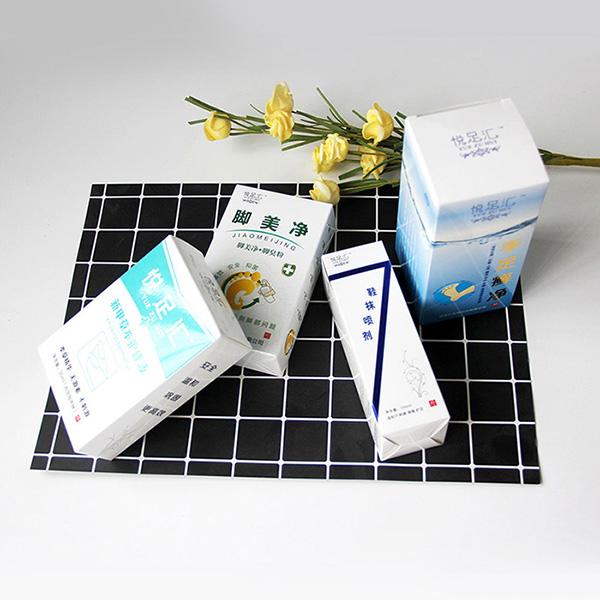 上海彩色画册印刷介绍包装盒印刷流程
