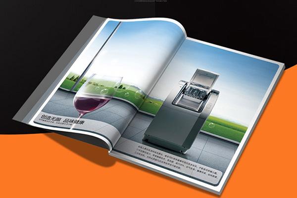 上海企业画册印刷公司做机械设备宣传画册设计的注意事项