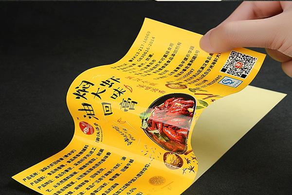 上海不干胶标签印刷要注意哪些问题?