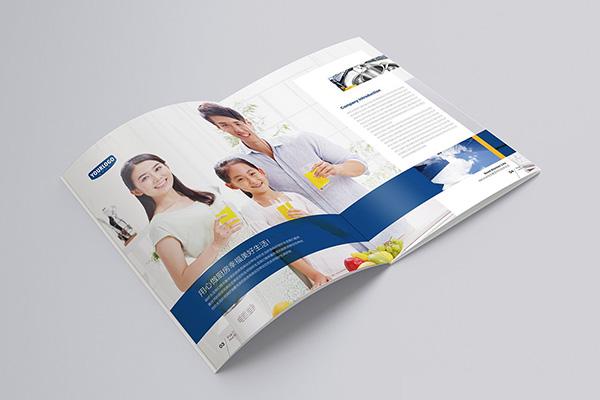 上海画册印刷设计厂家策划与设计