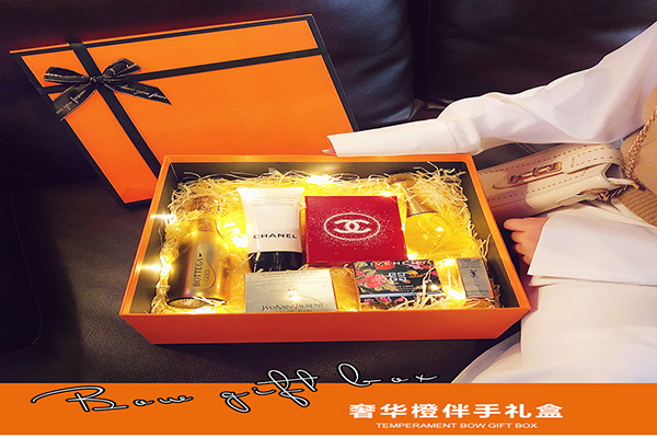 高档礼品包装盒怎么做到奢华低调