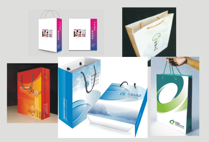 上海印刷厂解析纸质手提袋的设计与制作