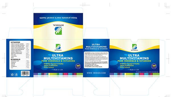 白卡包装盒产品畅销的四个包装设计秘诀