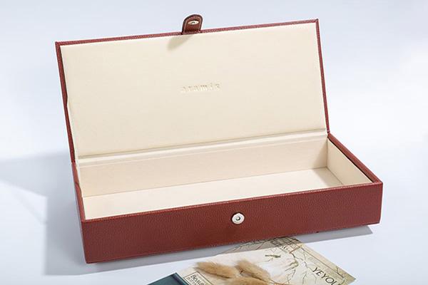 翻盖包装盒的磁铁如何选择?