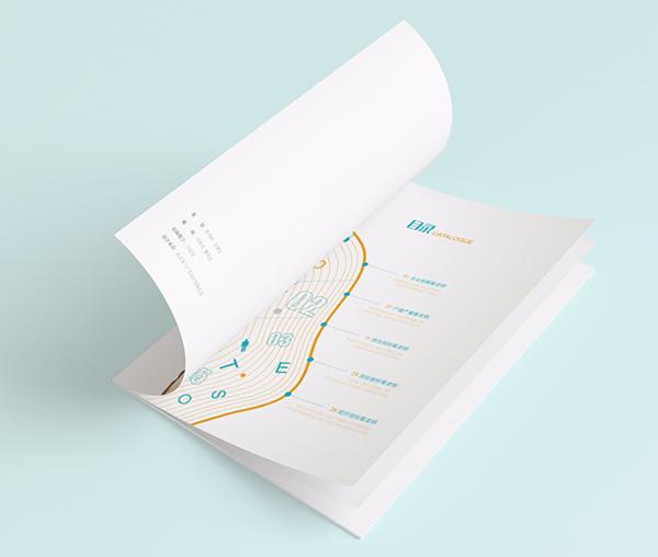 上海企业宣传画册印刷
