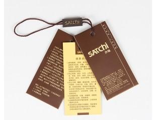 衣服吊牌印刷设计的基础知识