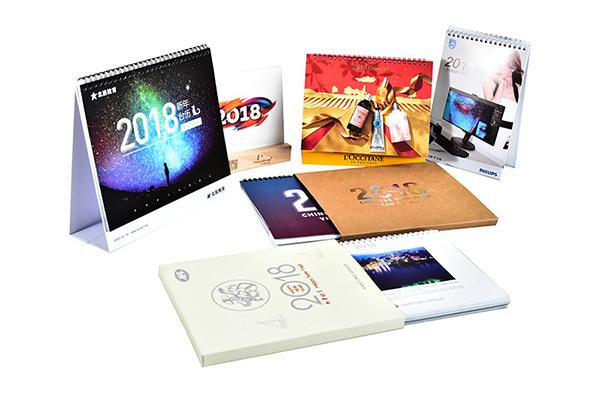 上海台历印刷设计-台历印刷厂要注重质量