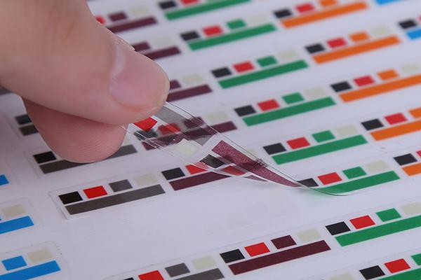 上海印刷厂-彩色不干胶印刷时要掌握重点