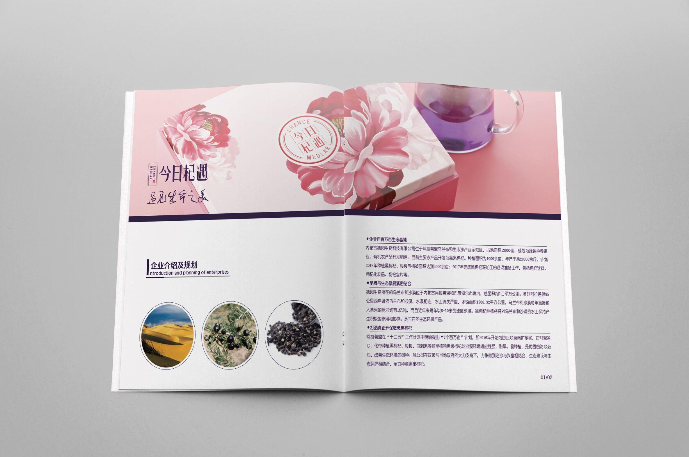 上海印刷厂,手册设计