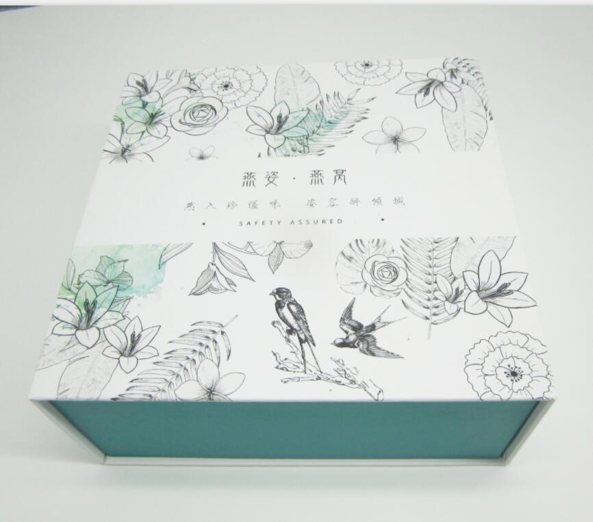 上海彩色纸盒印刷公司不断的树立企业的形象