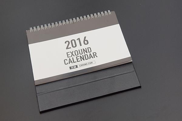 新年台历制作-新年台历印刷设计追求个性化定制