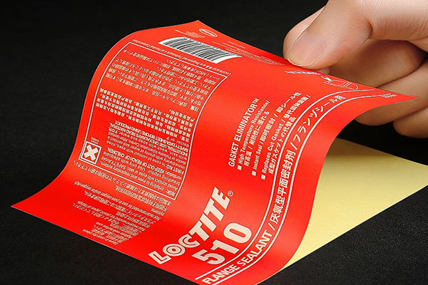 上海不干胶标签印刷公司有哪些工艺?