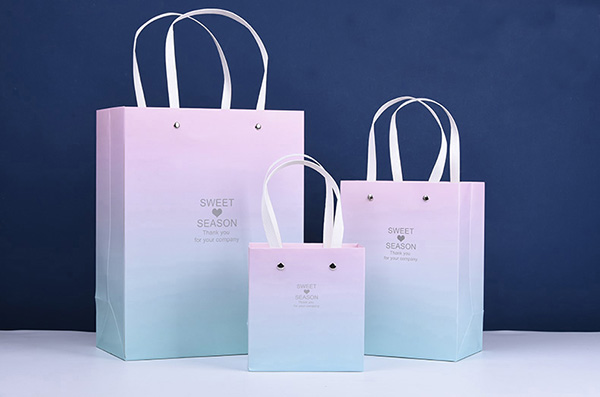 手提袋印刷有哪些用途?手提袋设计注意事项有哪些?