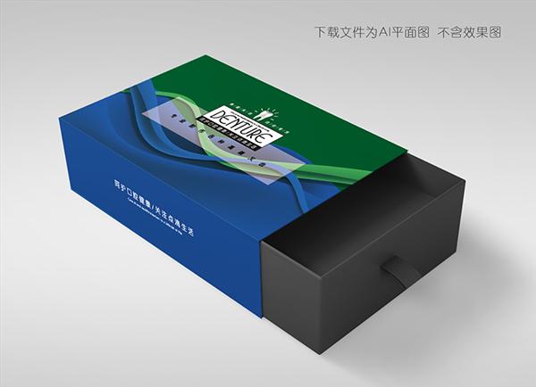 礼品盒包装印刷设计案例