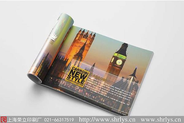 画册印刷设计的装订方式