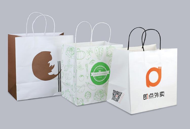 手提袋印刷厂分享手提袋特点和共性