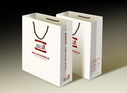 手提盒包装印刷设计的几种款式